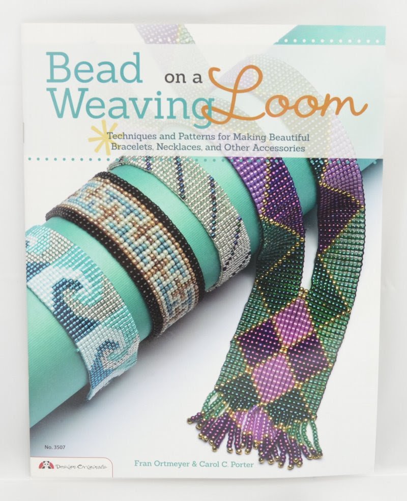 s38787 Book -  Beadweaving on a Loom - By Fran Ortmeyer and Carol C Porter