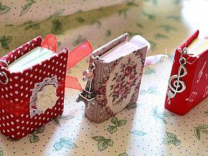 Кулон - мини блокнот, практичное украшение :) | Ярмарка Мастеров - ручная работа, handmade