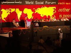 World Social Forum 2006 (Karachi, Pakistan)