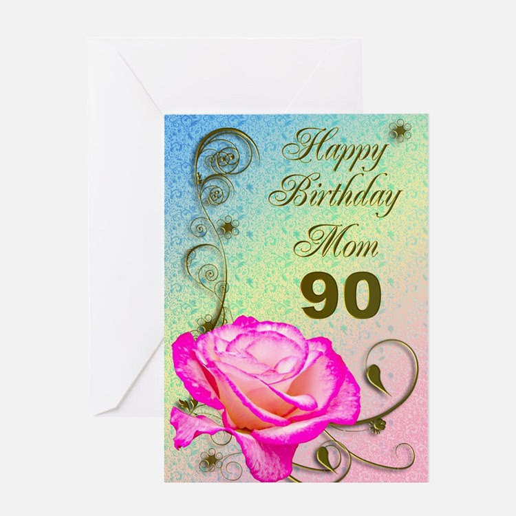 294 Birthday Greeting For 90 Year Old 91