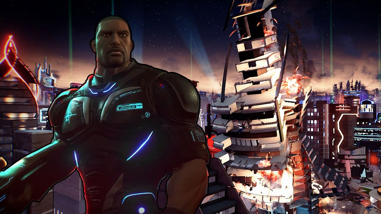 Crackdown 3 Is Really Starting To Look Like It's In A Lot Of Trouble