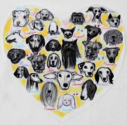 Robert L Peters Help Modern Dog Fight To Protect Their Art And