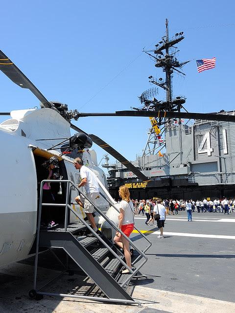 DSCN4935 USS Midway Museum