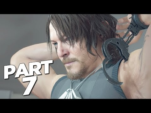 DEATH STRANDING Walkthrough Gameplay Part 7