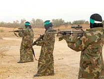 Women Martyrs' Brigade