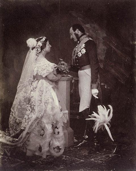 File:Queen Victoria Albert 1854.JPG