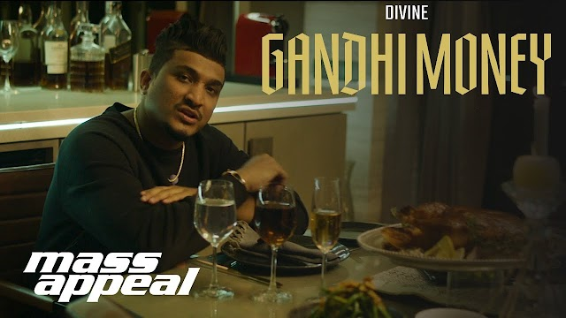 GANDHI MONEY LYRICS Beat - DIVINE | Kohinoor