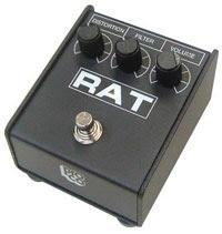 Proco Rat distortion pedal