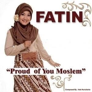 Lirik Proud You Moslem