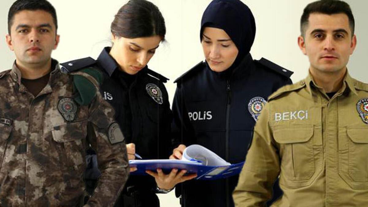Işte Polisin Yeni Kıyafetleri Son Dakika Haberler