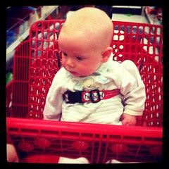 She loves Target. We must be related.