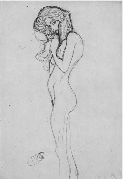 Gustav Klimt erotica sensual12
