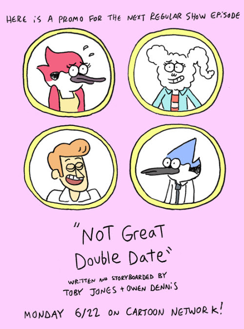 This week's FIVE new episodes bring us to the end of season 6! Starting with NOT GREAT DOUBLE DATE