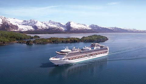 Alaska Cruise From San Francisco July 2019