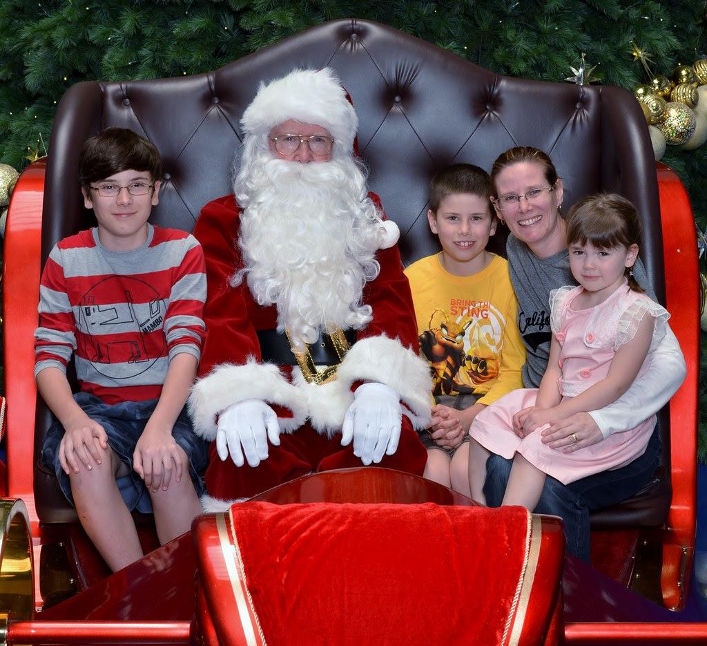 Santa Photo - 2013