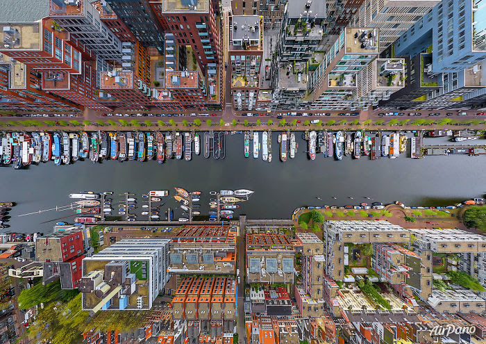 Westerdok, Amsterdam, Holanda