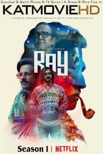 Ray : Season 1 Complete Hindi [Dual Audio]