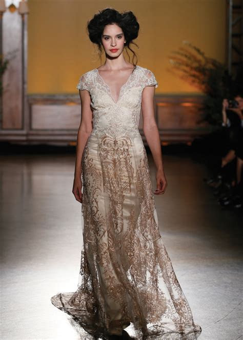 Claire Pettibone Bridal Wedding Gowns in NY, NJ, CT, and PA