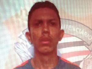 Bruno foi preso por furto (Foto: Divulgação)