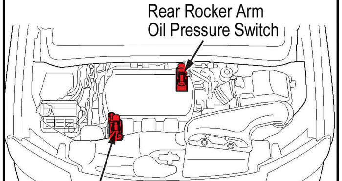 2007 Honda Pilot Engine Diagram