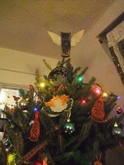 Minouette tree toper
