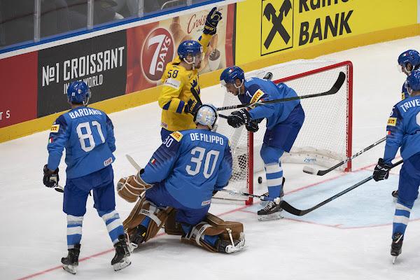 797d4a05ae1be ONLINE: Taliansko - Švédsko (MS v hokeji 2019, LIVE) - Šport SME