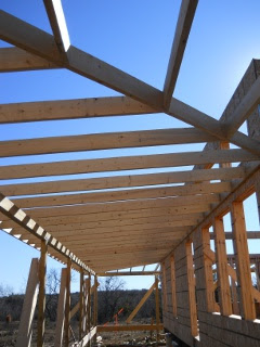 Porch Roof Rafters Hip Rafters