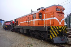 運送CT273的列車
