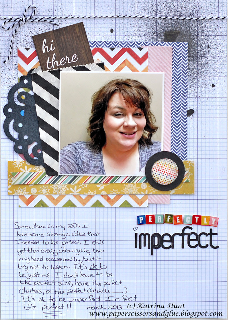 Perfectly Imperfect-Gossamer Blue #3!