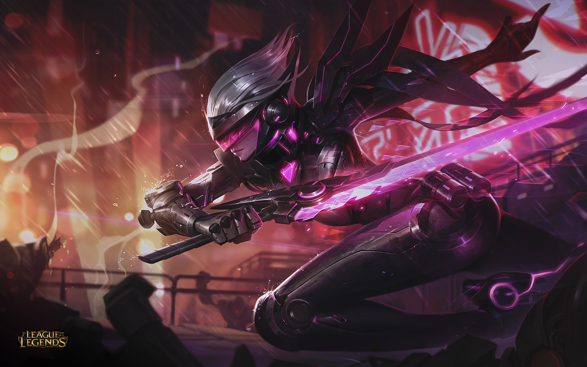 Project Fiora Wallpaper League Of Legends Wallpapers