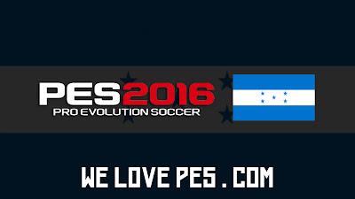 Honduras | Real Names | Players | PES 2016