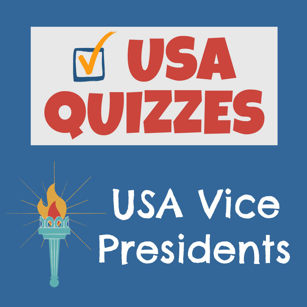 USA Vice Presidents Quiz