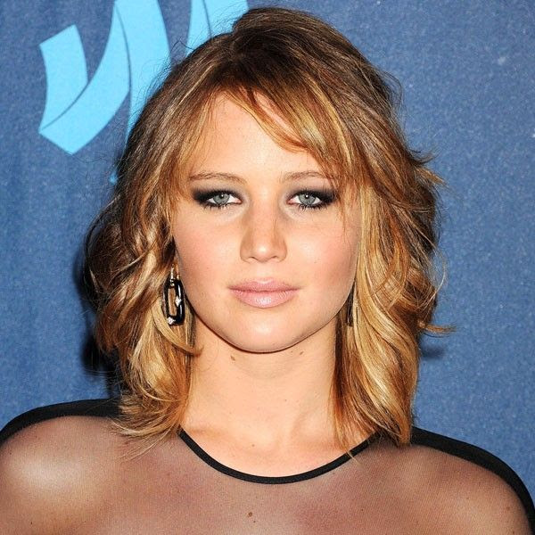 Pictures Of Long Bob Jennifer Lawrence Kidskunstinfo