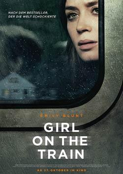 Girl on the Train Filmplakat