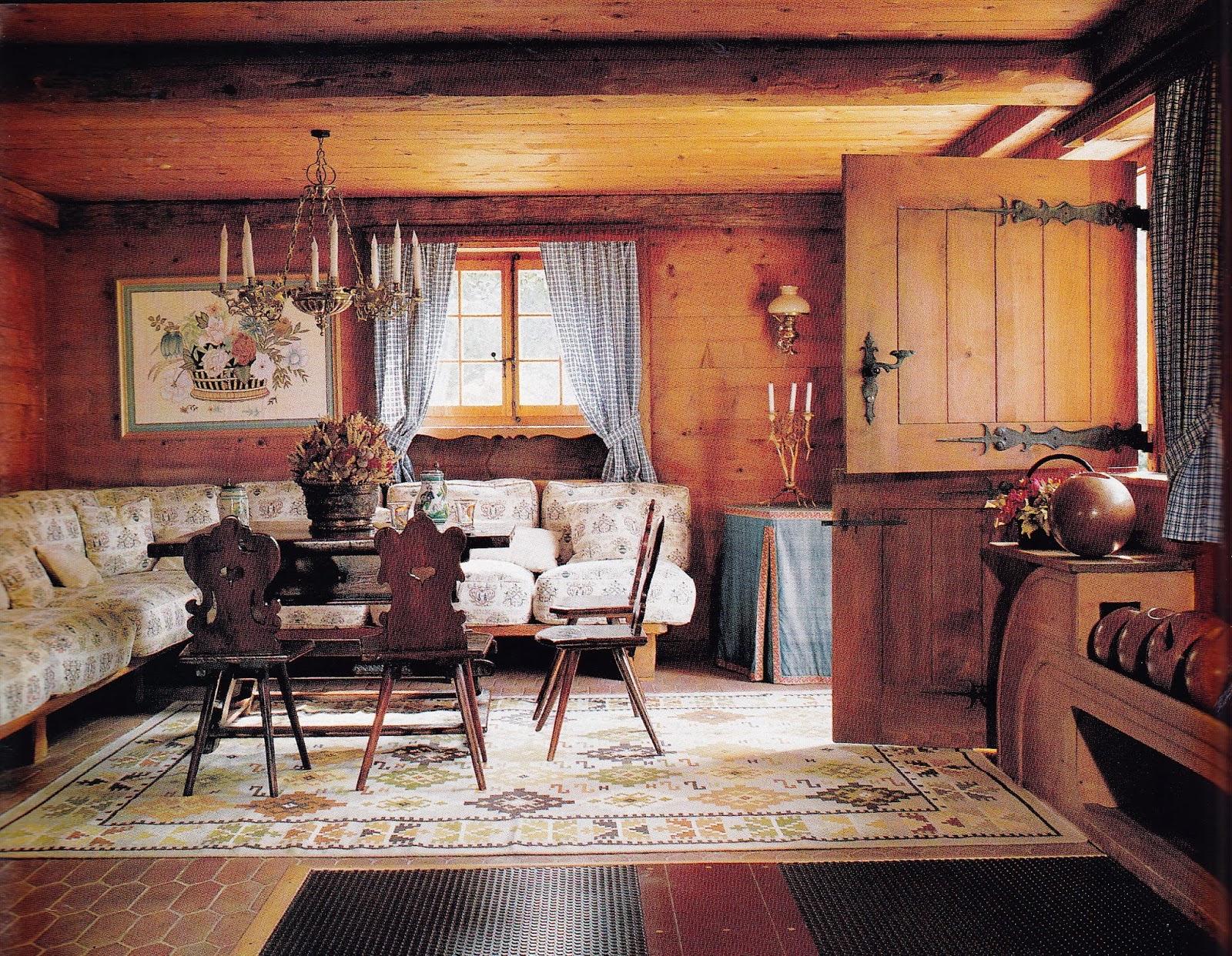 Fresca Alpina Cristopher Worthland Interiors