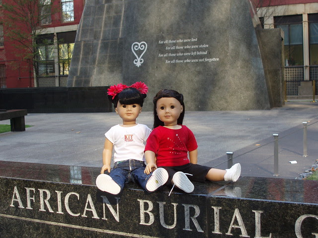 African Burial Ground National Historic Site
