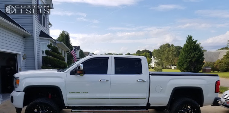 Rough Country Leveling Kit Silverado 2500