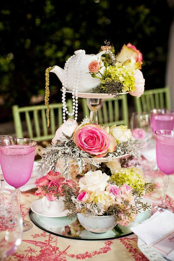 Make Your Party Sizzle: Bridal Shower Decorations ...