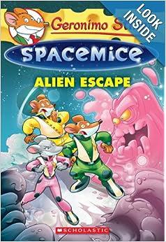 Geronimo Stilton Spacemice: Alien Escape
