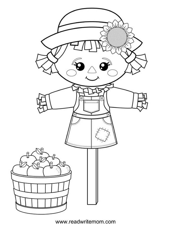 Free Printable Fall Coloring Pages For Kids Coloring Pages