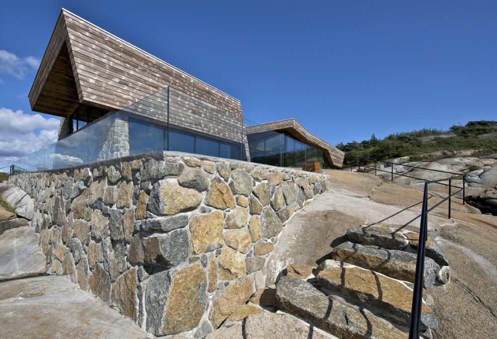Casa de Veraneo Vestfold 2 - JVA, Arquitectura, diseño, casas