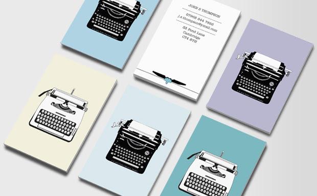 Vintage Typewriters 1