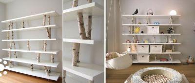 40 Contoh Hiasan, Dekorasi, dan Interior Bambu untuk Rumah