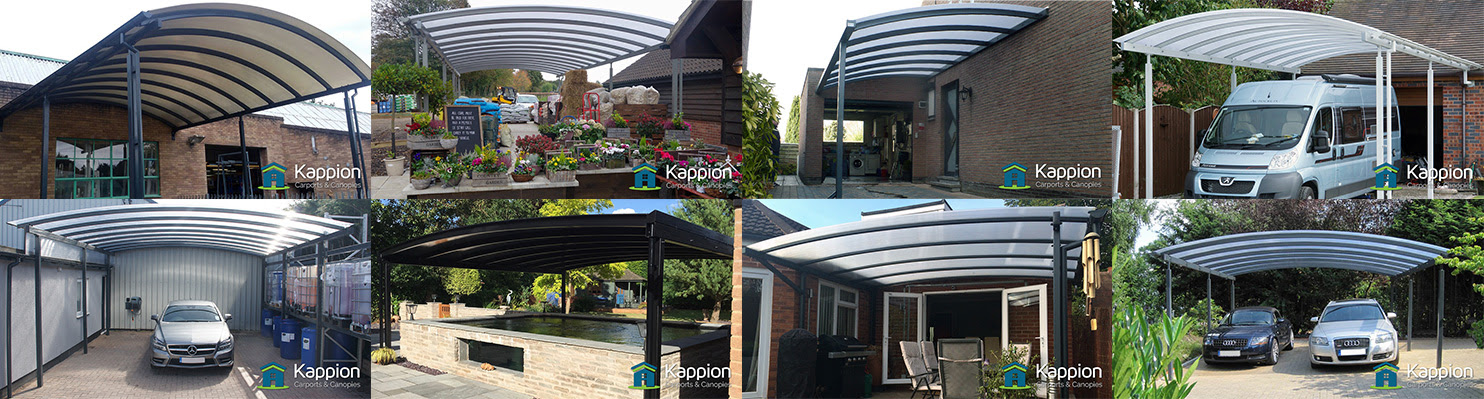 Carport Canopy | The Ultimate Canopy | Bespoke and ...