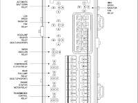 View 08 Chrysler 300 Fuse Diagram Images
