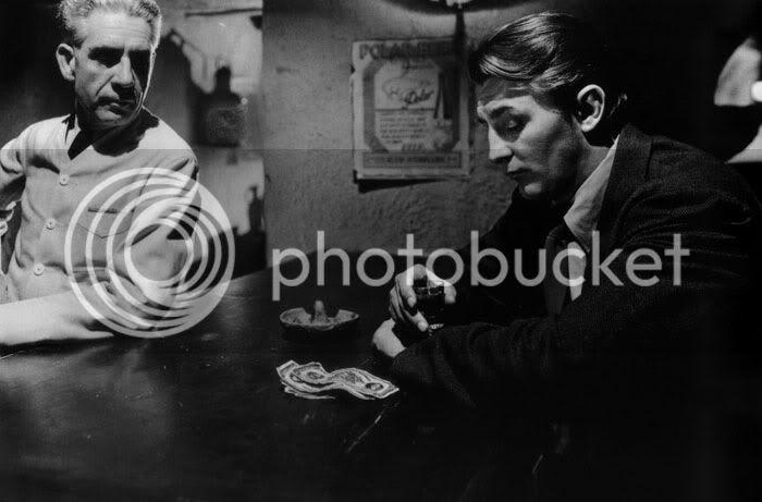 Robert Mitchum em 'Out of the Past', de Jacques Touneur