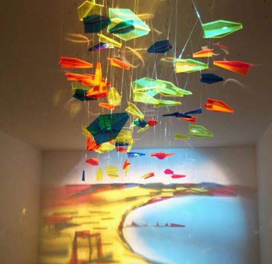 Ο Rashad Alakbarov ζωγραφίζει με φως και σκιές