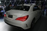 Mercedes Benz  เปิดตัว Mercedes Benz  CLA  ใหม่!! เคาะราคาขาย แค่ 2.64  ล้านบาท