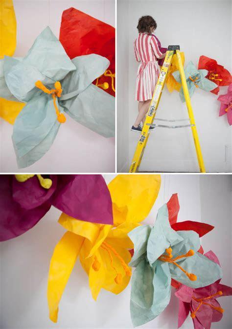 Giant Flower Photobooth Backdrop DIY