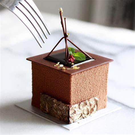 25  Best Ideas about Dessert Presentation on Pinterest